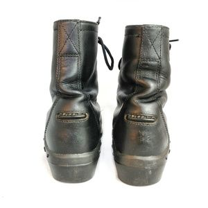 Ariat Shoes - Ariat black leather Heritage Paddock lace up boot